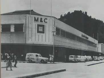 Building in 1952